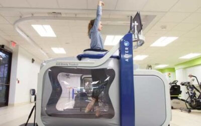 New Anti-gravity Treadmill to Speed up Morton's Surgery Recovery